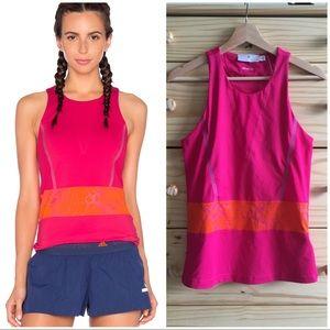 Stella McCartney x Adidas Pink Exercise Yoga Tank
